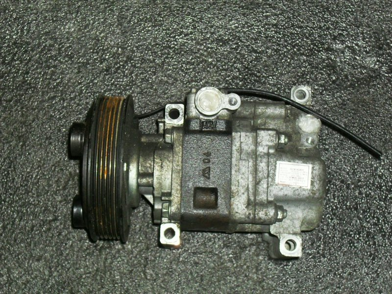 Компрессор кондиционера Mazda Axela BK3P Z6 (б/у)