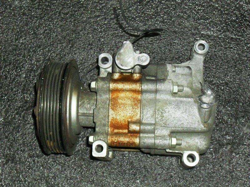 Компрессор кондиционера Mazda Demio DY3R ZJVE (б/у)