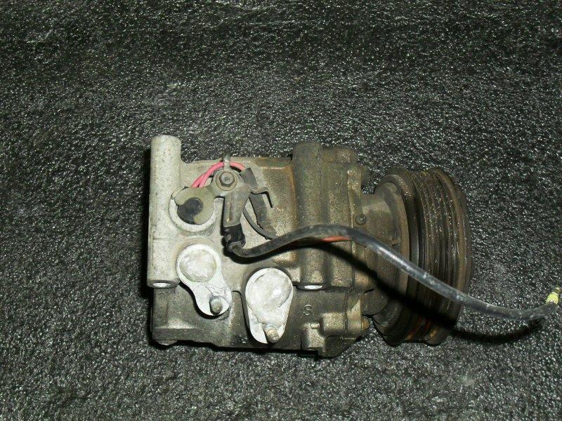 Компрессор кондиционера Honda Civic D17A (б/у)