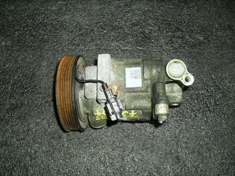 Компрессор кондиционера Nissan Bluebird Sylphy FG10 QG15DE (б/у)