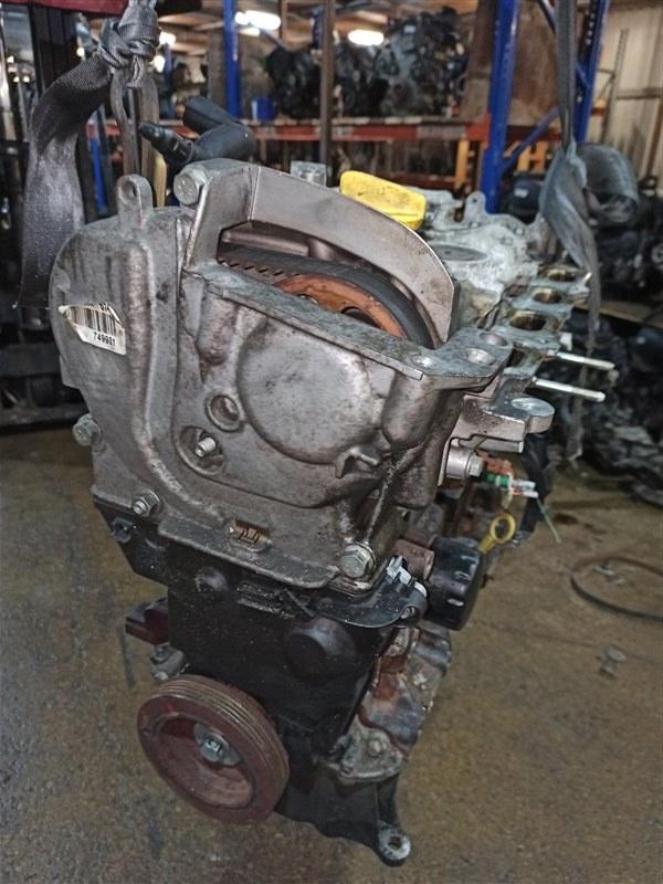 Двигатель Renault Scenic K4M700 (б/у)