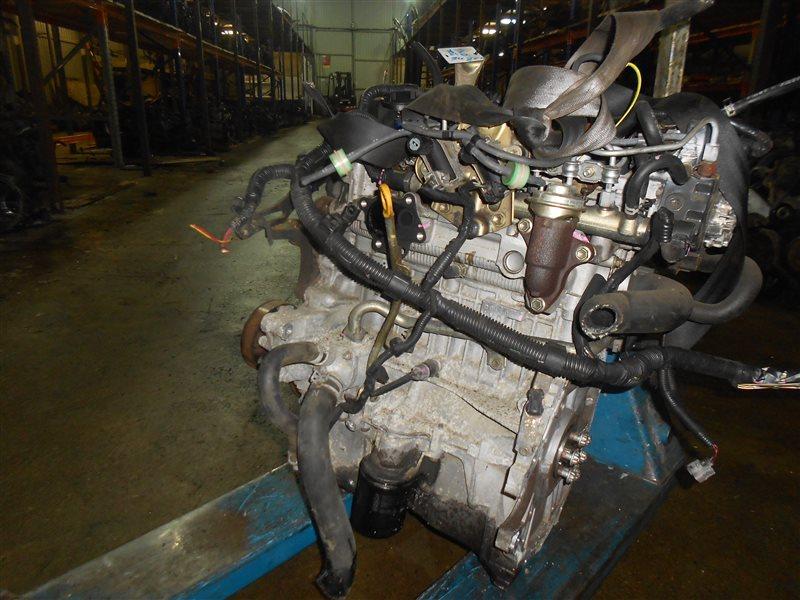 Двигатель Toyota Yaris 1NDTV (б/у)