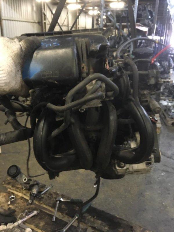 Двигатель Toyota Yaris 1SZFE (б/у)