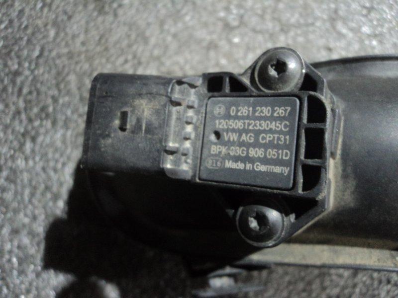Датчик давления воздуха Audi CBZA (б/у)