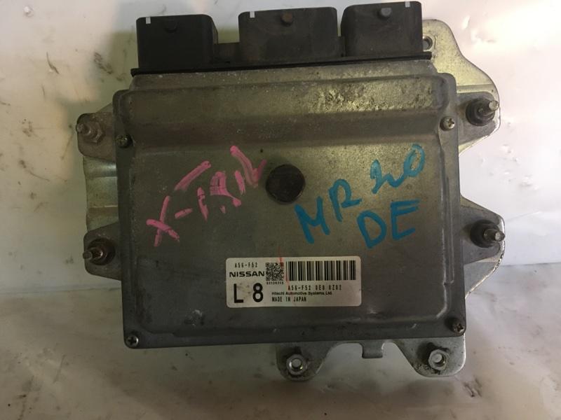 Блок управления двигателем Nissan X-Trail MR20DE (б/у)