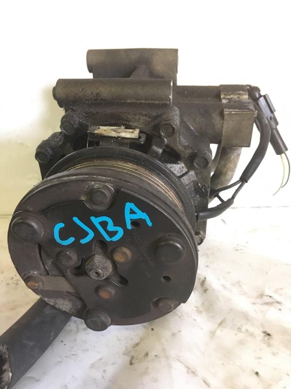 Компрессор кондиционера Ford Mondeo 3 CJBA (б/у)