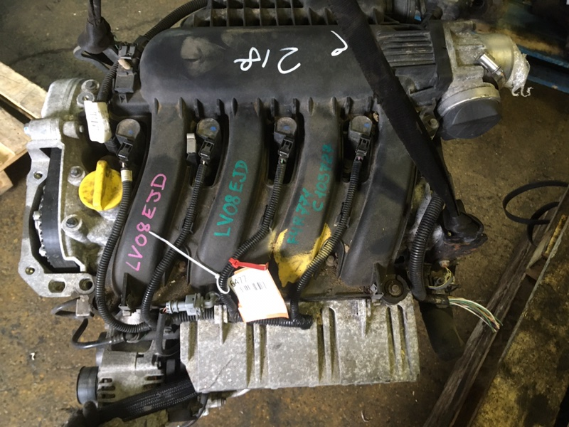 Двигатель Renault Grand Scenic F4R 2008 (б/у)