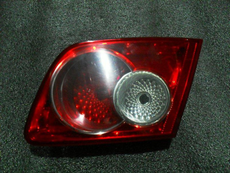 Фонарь задний внутренний правый Mazda Mazda6 (б/у)