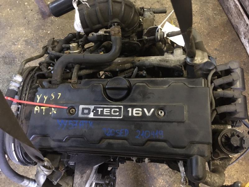 Двигатель Chevrolet Tacuma U100 T20SED 2008 (б/у)