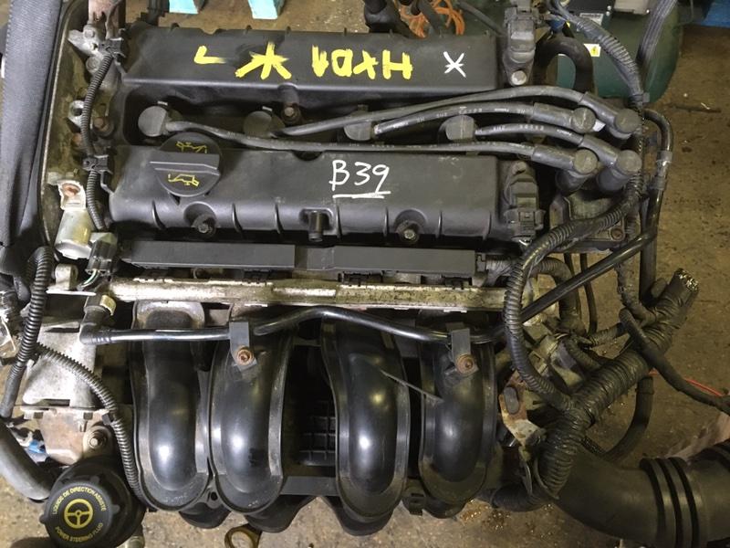 Двигатель Ford Focus HXDA 2007 (б/у)