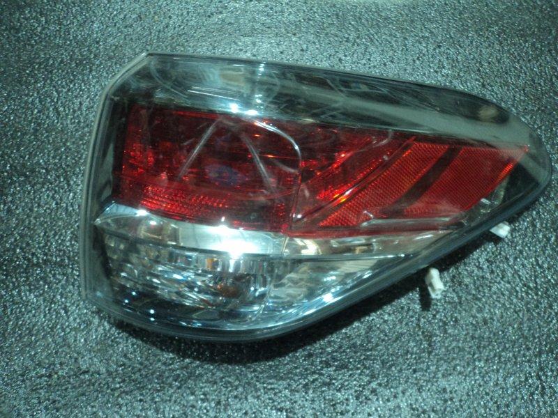 Стоп- сигнал правый Lexus Rx270 AGL10 1ARFE (б/у)