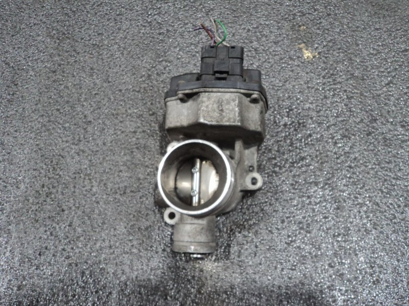 Дроссельная заслонка Peugeot 206 2A KFW (б/у)