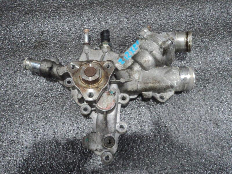 Насос водяной (помпа) Opel Agila Z14XEP (б/у)