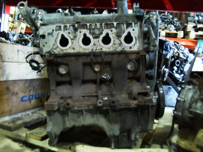 Двигатель Renault Logan JH3 K7J710 (б/у)