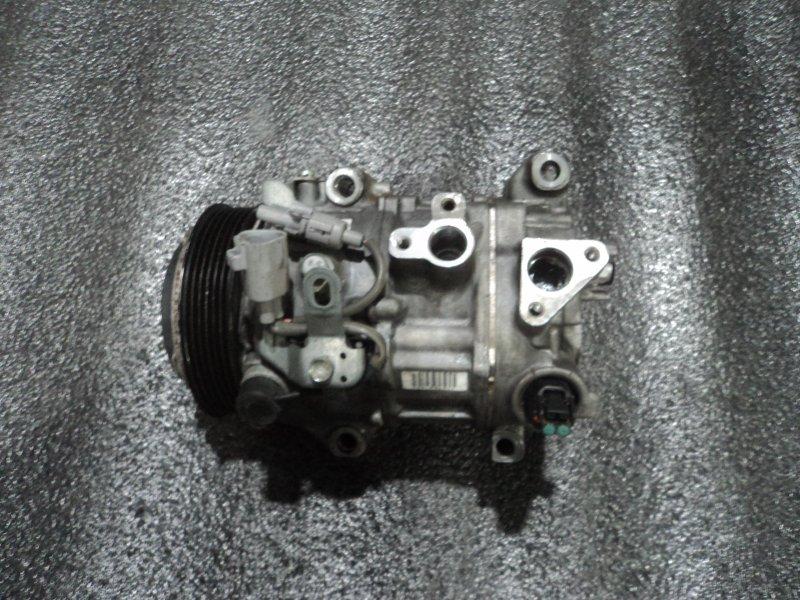 Компрессор кондиционера Toyota Camry GSV40 2GRFE (б/у)