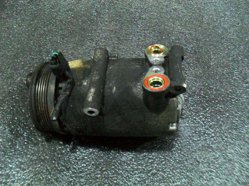 Компрессор кондиционера Ford C-Max CAP QQDA (б/у)