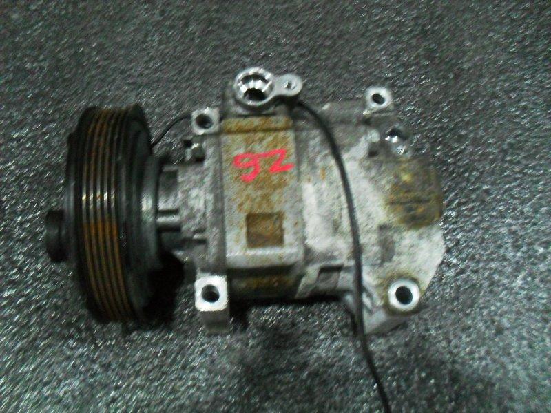Компрессор кондиционера Mazda Mazda3 BK3P ZYVE (б/у)