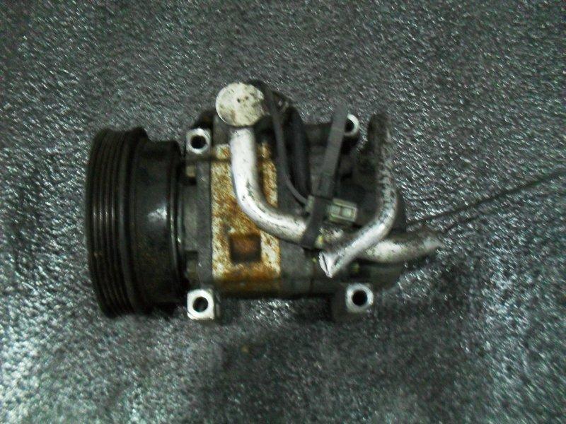 Компрессор кондиционера Mazda Capella GF8P FPDE (б/у)