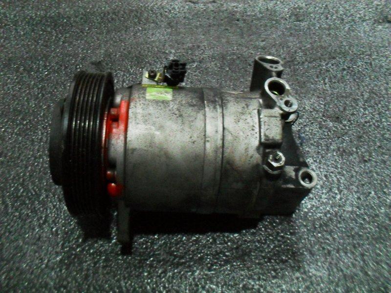 Компрессор кондиционера Nissan Murano Z50 VQ23DE (б/у)