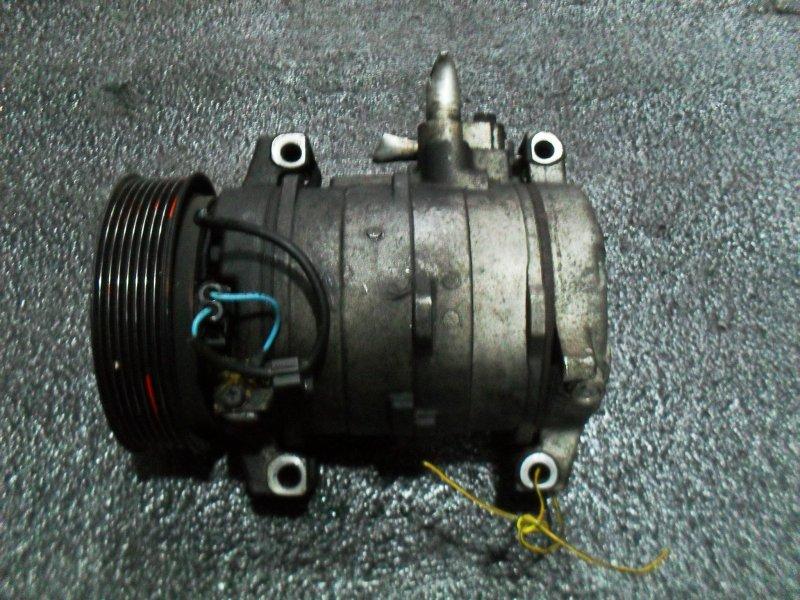 Компрессор кондиционера Honda Stepwgn RF3 K20A (б/у)