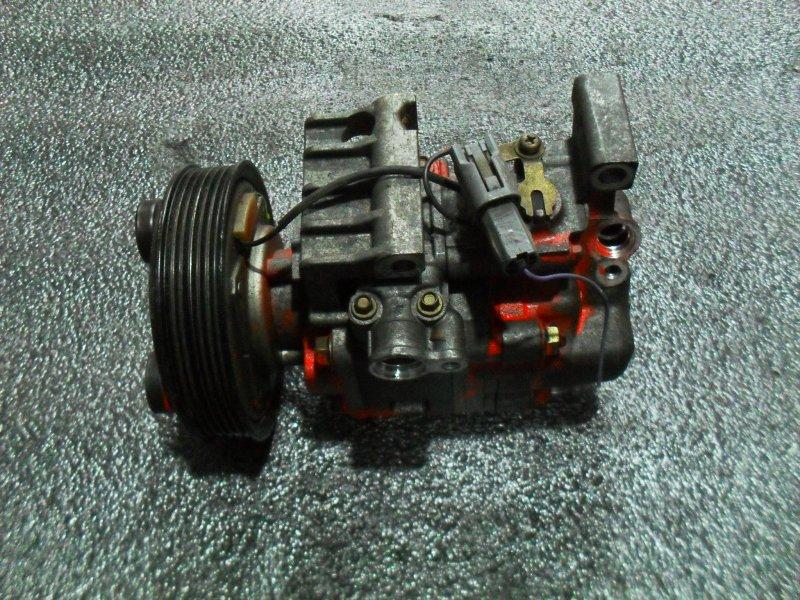 Компрессор кондиционера Mazda Axela GG3P L3VE (б/у)