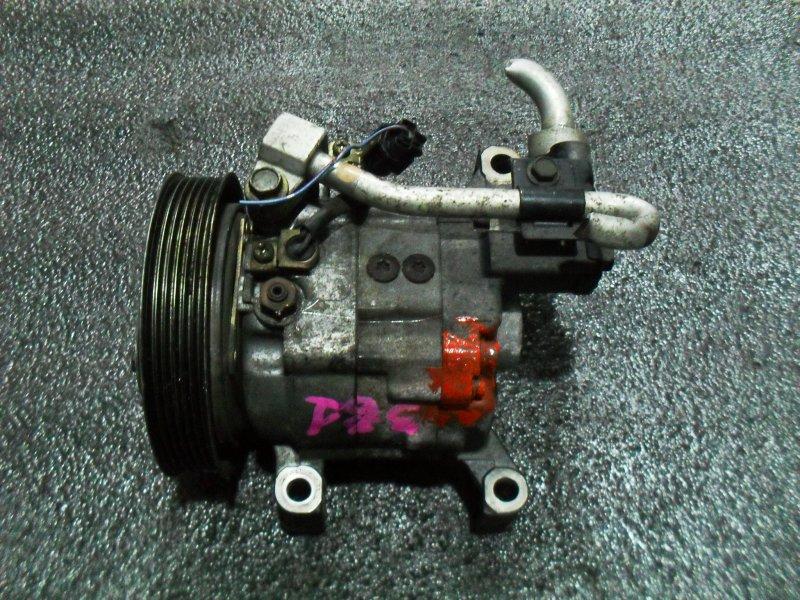 Компрессор кондиционера Nissan Avenir PNW11 QG18DD (б/у)