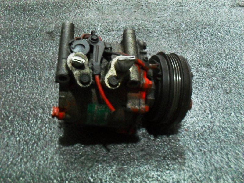 Компрессор кондиционера Honda Civic EJ6 D13B (б/у)