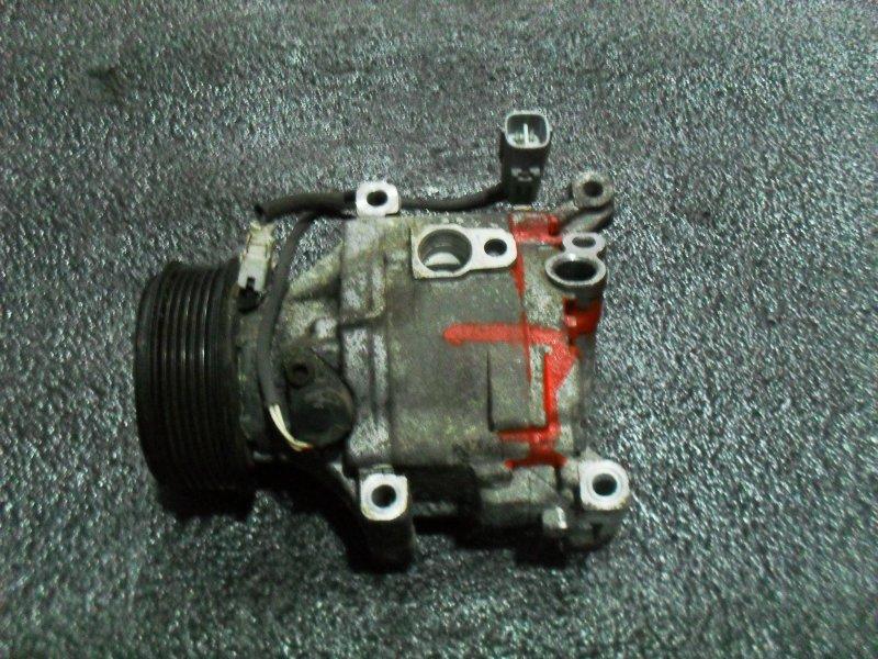 Компрессор кондиционера Toyota Allex ZZE122 1ZZFE (б/у)
