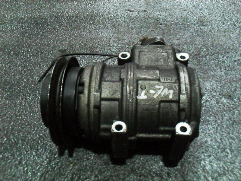 Компрессор кондиционера Mazda Mpv LVLR WLT (б/у)