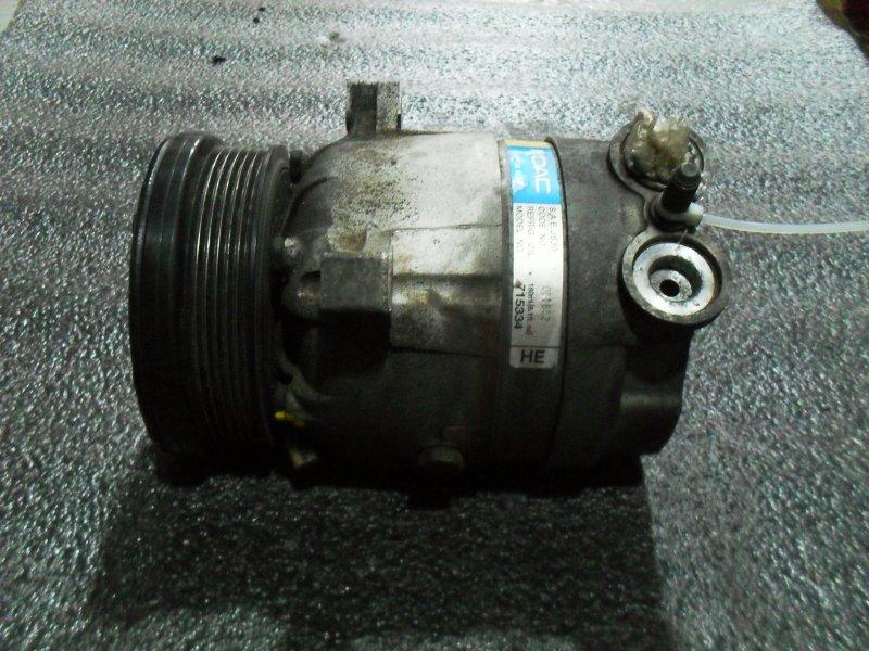 Компрессор кондиционера Chevrolet Tacuma A16DMS (б/у)