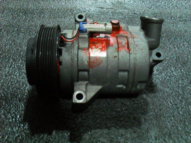Компрессор кондиционера Chevrolet Cruze J300 F16D4 (б/у)
