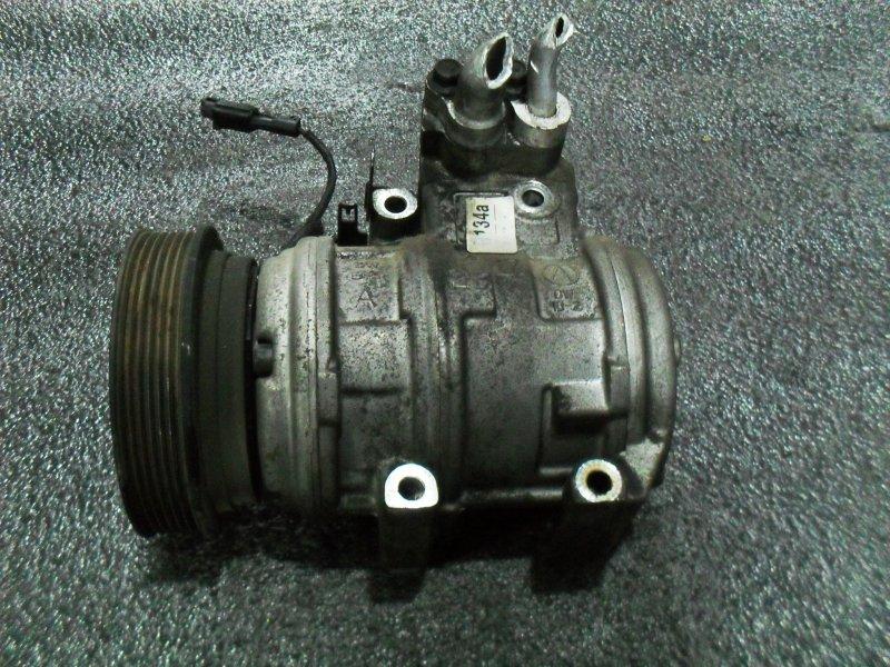 Компрессор кондиционера Hyundai Tucson G6BA (б/у)