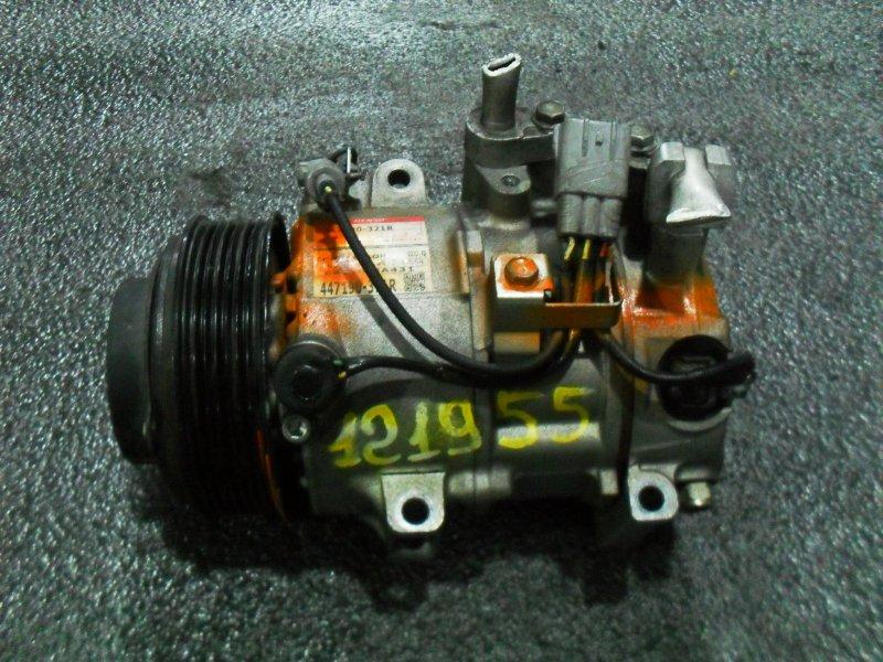 Компрессор кондиционера Toyota 4GRFSE (б/у)