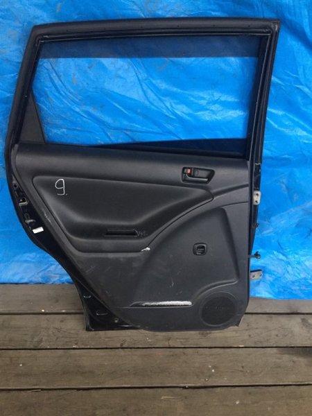 Дверь Toyota Voltz ZZT138 задняя левая (б/у)
