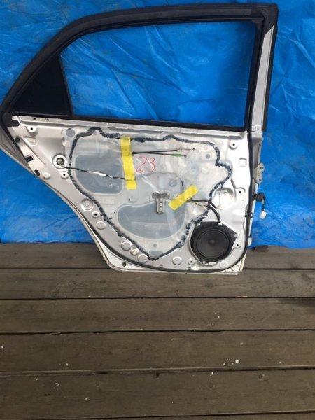 Дверь Toyota Mark X GRX125 задняя левая (б/у)