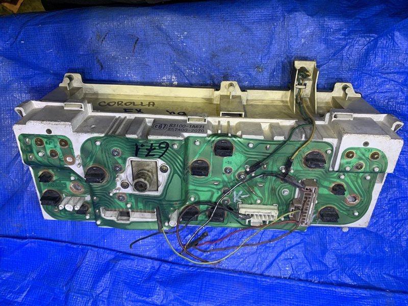Панель приборов Toyota Corolla Fx AE91 (б/у)