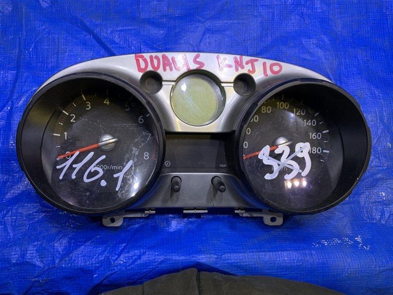 Панель приборов Nissan Dualis KNJ10 (б/у)