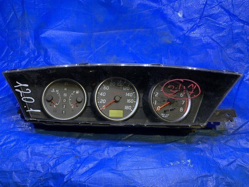 Панель приборов Nissan Primera TNP12 (б/у)
