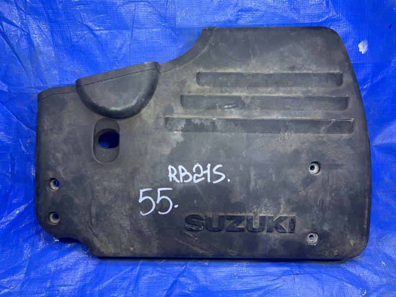 Декоративная крышка двс Suzuki Aerio RB21S M18A (б/у)