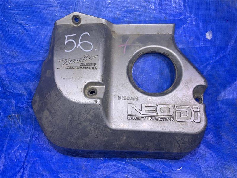 Декоративная крышка двс Nissan Elgrand ATWE50 ZD30 (б/у)