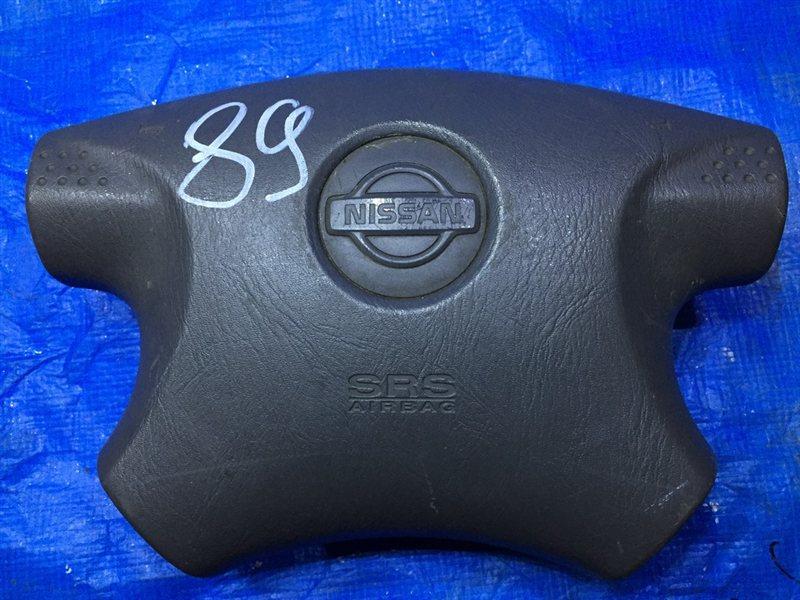 Airbag на руль Nissan Sunny FB15 (б/у)