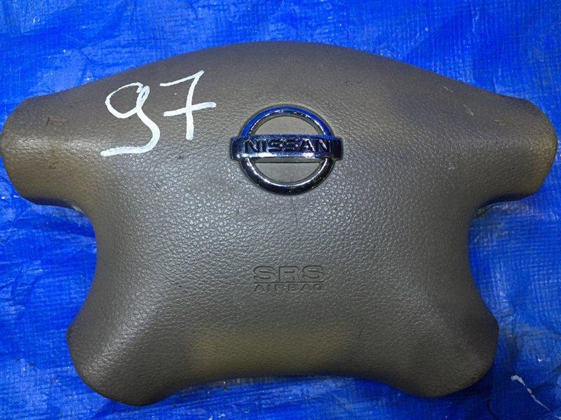 Airbag на руль Nissan Bluebird Sylphy FG10 (б/у)