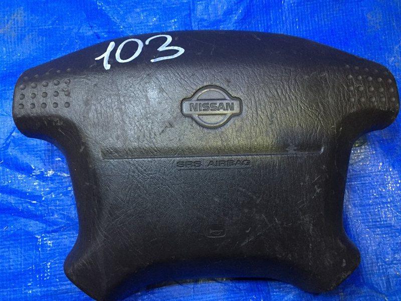 Airbag на руль Nissan Laurel GNC35 (б/у)