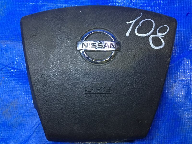 Airbag на руль Nissan Presage U31 (б/у)