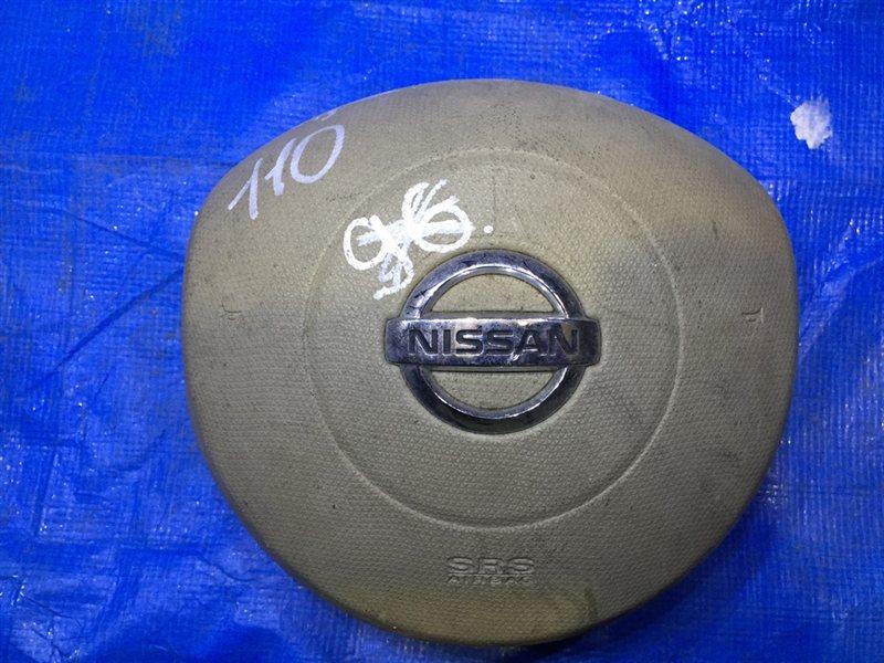 Airbag на руль Nissan March K12 (б/у)