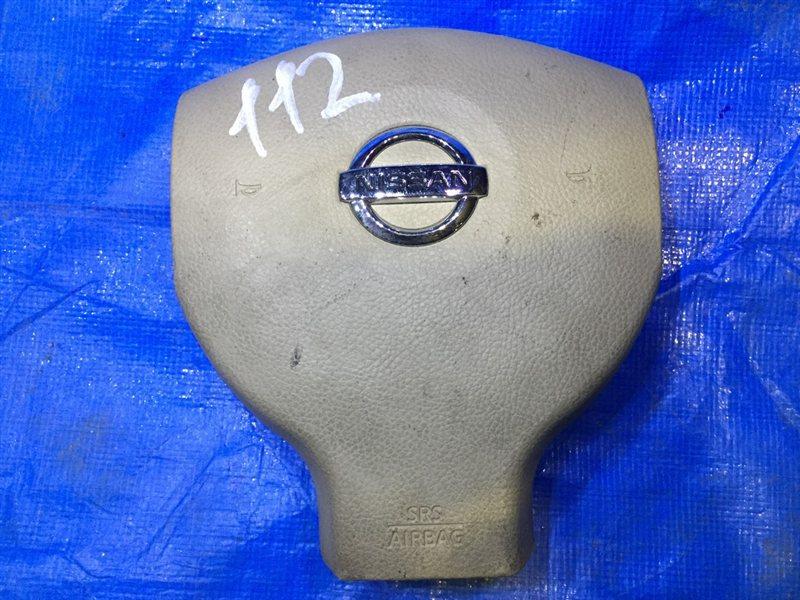 Airbag на руль Nissan Bluebird Sylphy KG11 (б/у)