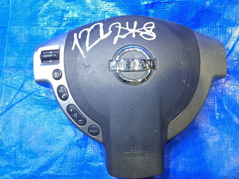 Airbag на руль Nissan Dualis KNJ10 (б/у)