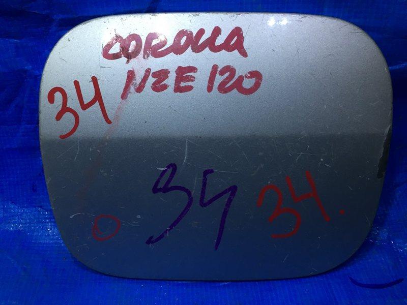 Лючок бензобака Toyota Corolla NZE120 (б/у)