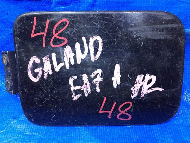 Лючок бензобака Mitsubishi Galant EA7A (б/у)