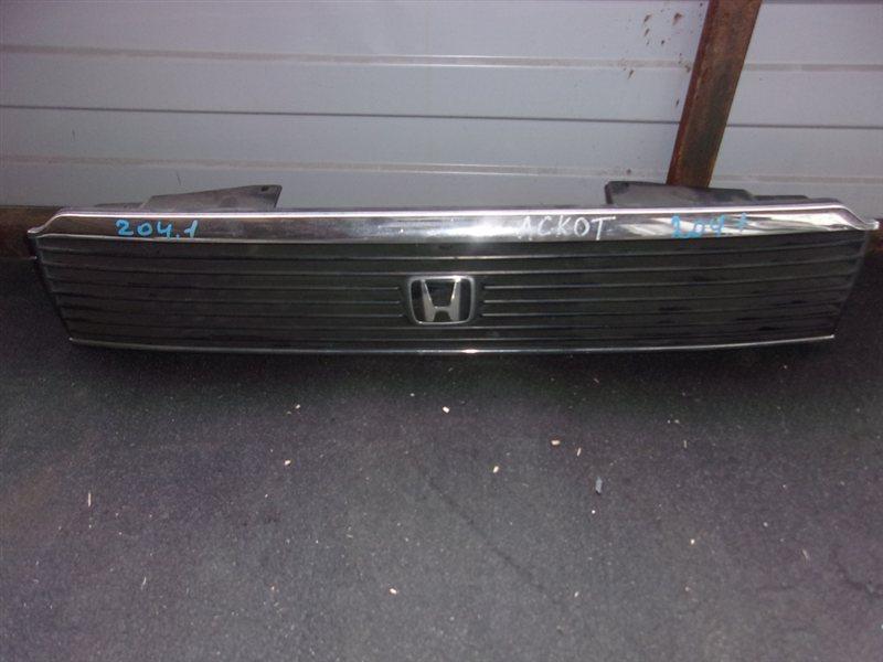 Решетка радиатора Honda Ascot CC5 (б/у)